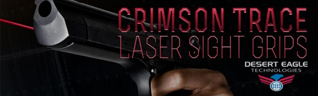 Crimson Trace Laser Sight Grips