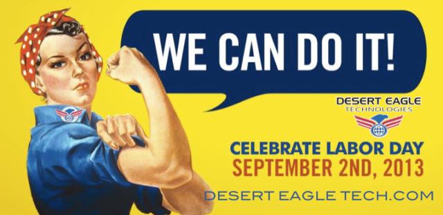 Desert Eagle Technologies
