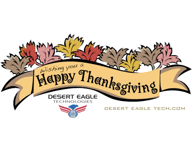Happy Thanksgiving !!!