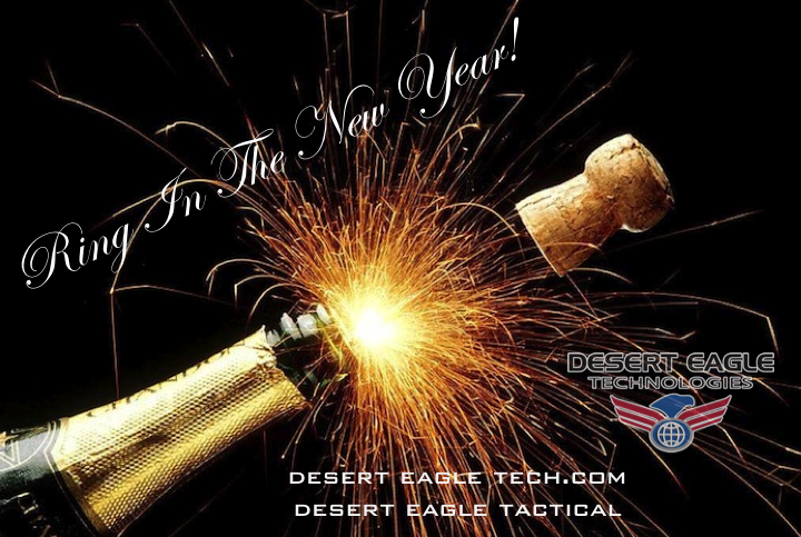 Ring In The New Year With Desert Eagle Technologies And Save!